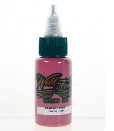 World Famous Ink - A.D. Pancho Pink - 30 ml