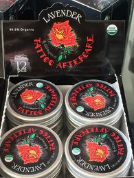 Rose Tattoo Aftercare - Lavender 40ml