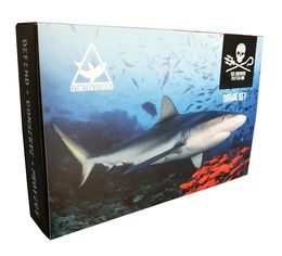 Quantum Tattoo Ink Sea Shepherd Shark Set 6x30ml