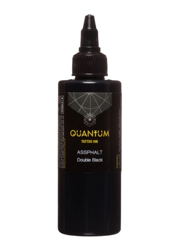 Quantum Tattoo Ink Assphalt 20ml