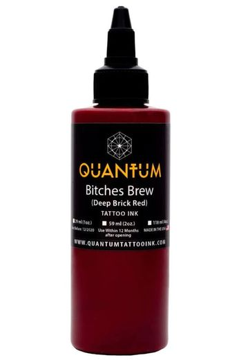 Quantum Tattoo Ink Bitches Brew 30ml