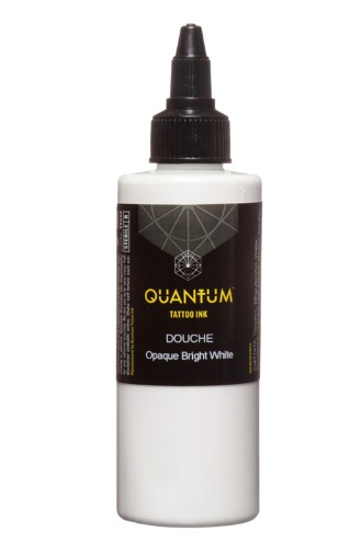 Quantum Tattoo Douche (bright white) 30ml