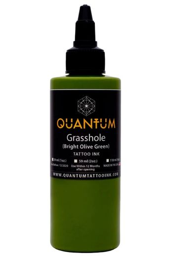 Quantum Tattoo Ink Grasshole 30ml
