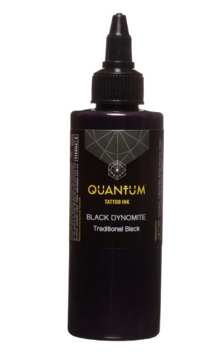 Quantum Tattoo Ink *Black Dynomite  60ml
