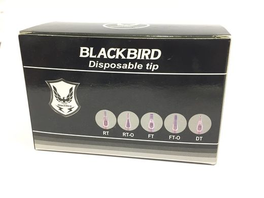 Blackbird Disposable tips FT 5pcs
