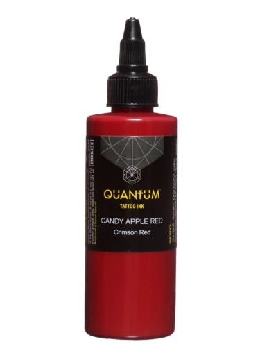 Quantum Tattoo Ink Candy Apple Red 20ml
