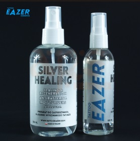 Tattoo Eazer Finish- Silver Healing
