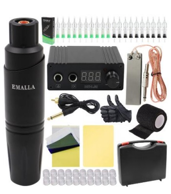 EMALLA HAVO CARTRIDGE Tattoo Kit
