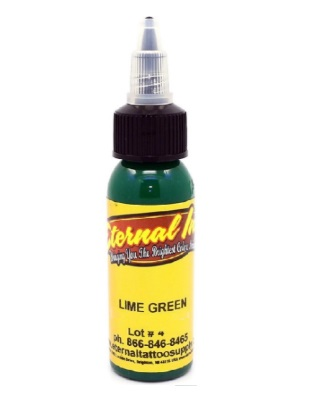 Eternal Ink *Lime Green 30ml
