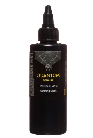 Copy of Quantum Tattoo Ink Lining Black  30ml