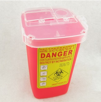 Tattoo Sharps Container 1l