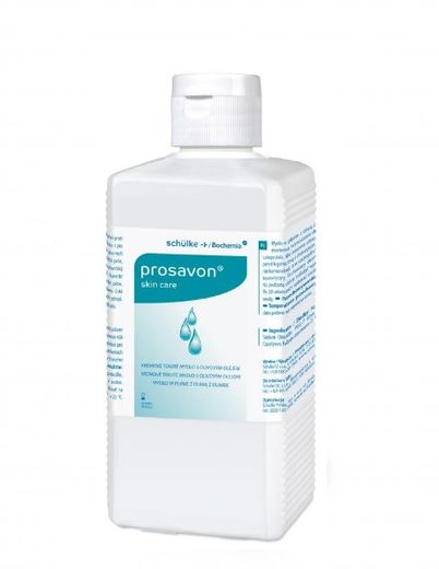 PROSAVON - Liquid cleanser with antibacterial properties
