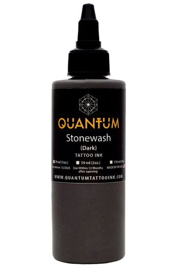 Tattoo Ink Stone Wash Dark 30ml