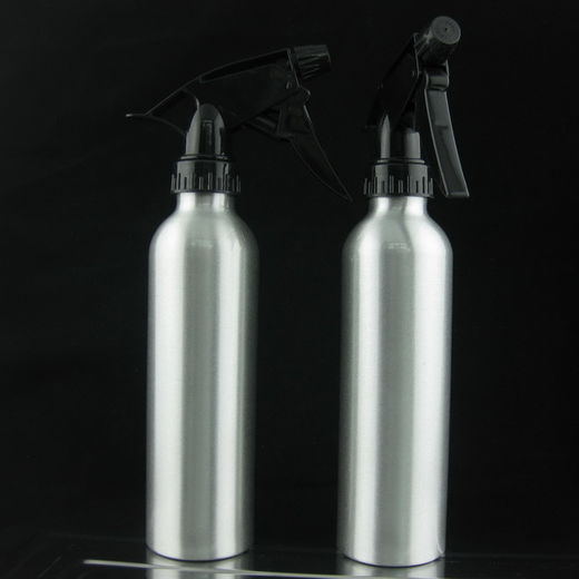 Aluminium spraybottle 250ml