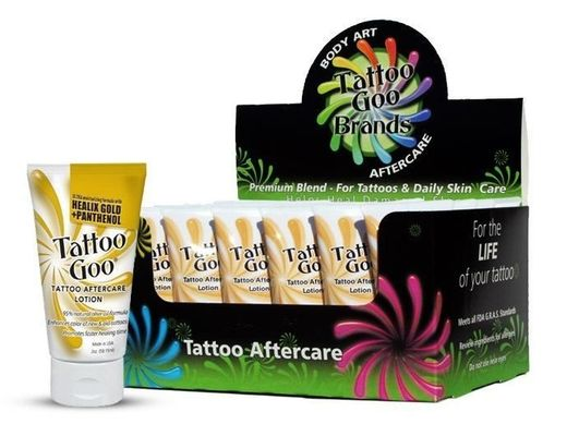 Tattoo Goo Lotion 60ml